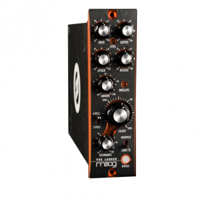 Moog The Ladder 500 Series Filter Lunchbox-Format