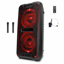 (B-Ware) iDance Megabox MB-5000 Bluetooth Party System 1000 Watt