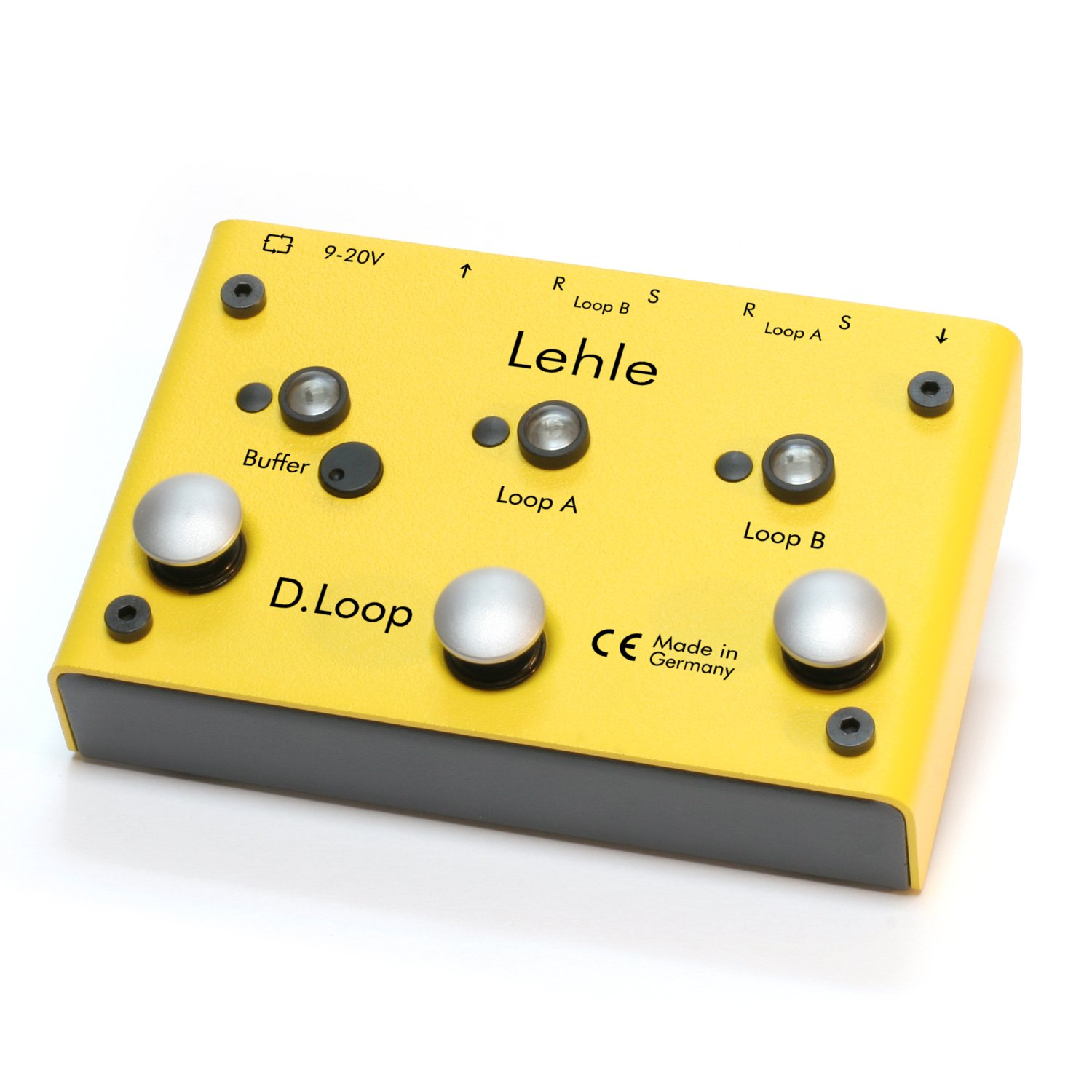 Lehle D.Loop SGoS Switchpedal