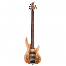 ESP LTD B-205SM 5-saitiger E-Bass, Natural Satin