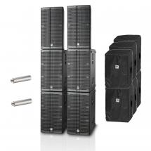 HK Audio Linear 5 Rock Pack PA-System
