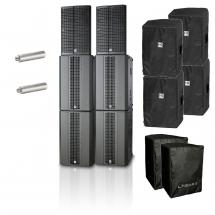 HK Audio Linear 5 Big Venue Pack PA-System