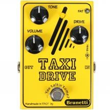 Brunetti Taxi Drive Boost- & Overdrive-Pedal
