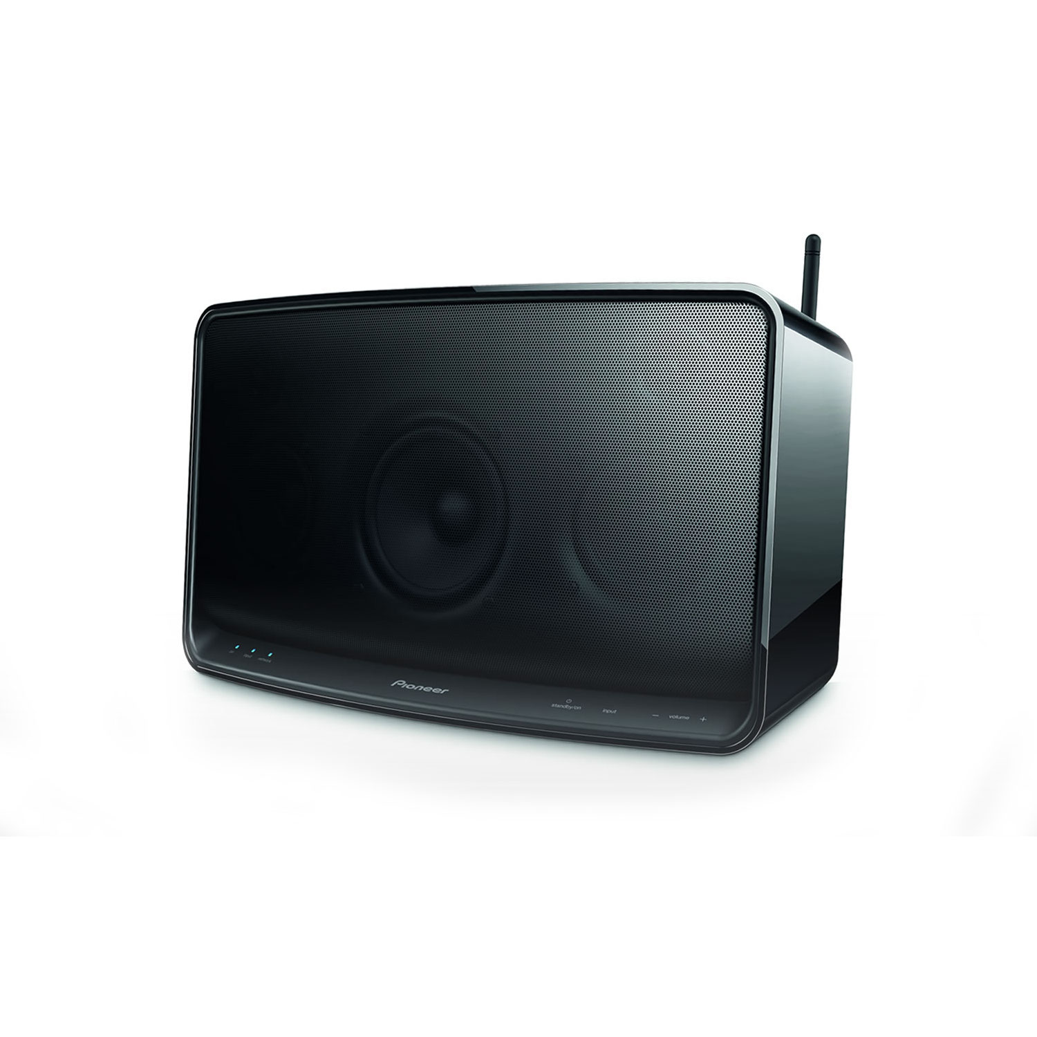 pioneer a4 drahtloser airplay lautsprecher schwarz kaufen bax shop. Black Bedroom Furniture Sets. Home Design Ideas