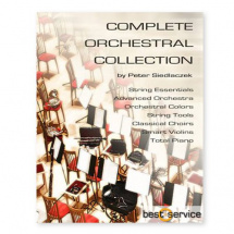 Best Service Complete Orchestral Collection Orchester Library