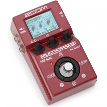 Zoom MultiStomp MS-60B Multi-Effektpedal für E-Bass
