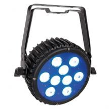 Showtec Power Spot 9 Q5 RGBWA 5-in-1 LED-Projektor