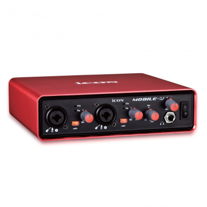 icon MobileU  USB Audio-Interface