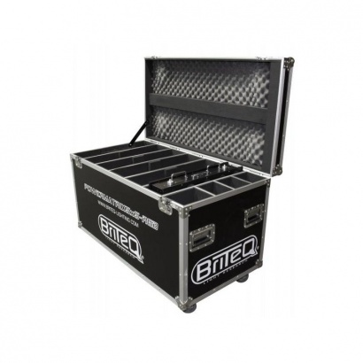 Briteq Powermatrix 5 x 5 Flightcase