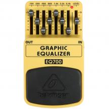 Behringer EQ700 grafischer 7-Band-Equalizer