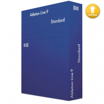 Ableton Live 9 Standard (English) Upgrade Live Lite OEM