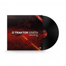 Native Instruments Traktor Scratch New Black Timecode MK2 Vinyl