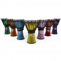 Toca  TFCDJ-7MS Freestyle Colorsound Djembe Set (7-teilig)