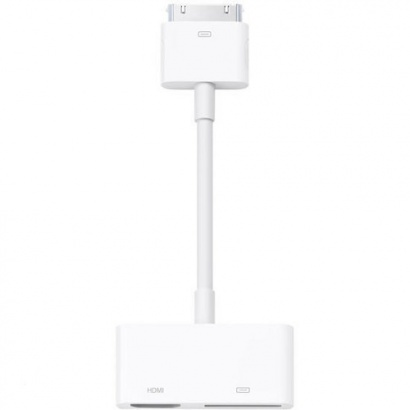 Apple MD098ZM/A 30-poliger Digital AV Adapter für iPad, iPhone und iPod