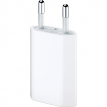 Apple MD813ZM/A Universal USB Auflader, 5W, für iPad, iPod, iPhone