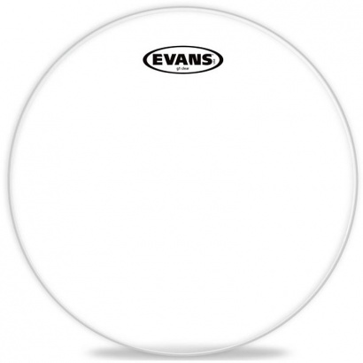 Evans TT18G1 G1 Floor Tom Fell, 18 Zoll, transparent