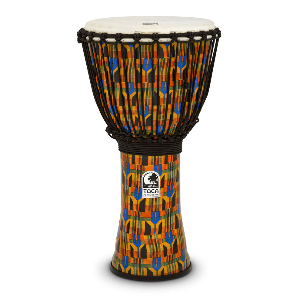 toca sfdj 12k synergy freestyle rope tuned 12 zoll djembe. Black Bedroom Furniture Sets. Home Design Ideas