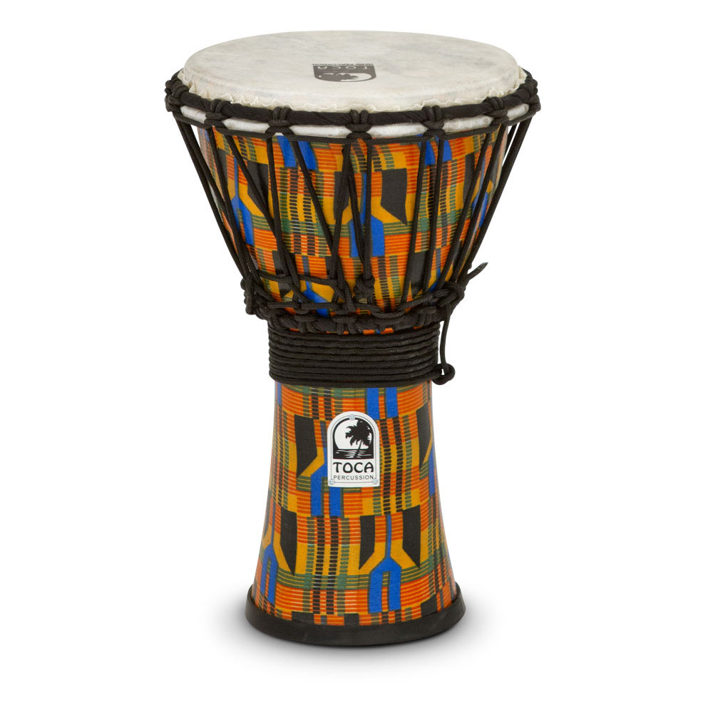 toca sfdj 7k synergy freestyle rope tuned 7 zoll djembe. Black Bedroom Furniture Sets. Home Design Ideas
