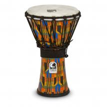 Toca SFDJ-7K Synergy Freestyle Rope Tuned 7 Zoll Djembe