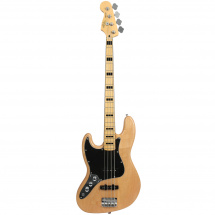 Squier Vintage Modified Jazz E-Bass 70s LH Natural