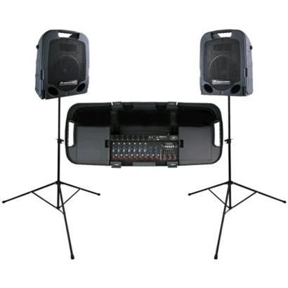 Peavey Escort 6000 mobiles PA-System mit Bluetooth