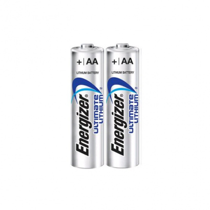 Energizer Ultimate Lithium L91 AA Batterien (2 Stück)