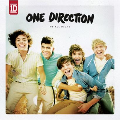 De Haske Songbook One Direction - Up All Night (englisch)