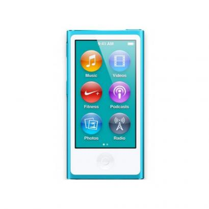 apple mkn02zd a ipod nano 16 gb blau kaufen bax shop. Black Bedroom Furniture Sets. Home Design Ideas