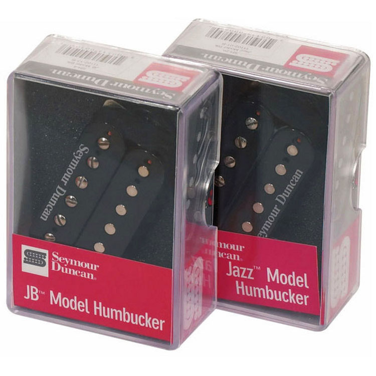 Seymour Duncan Hot Rodded Humbucker SH-4 + SH-2n (Set) kaufen ...