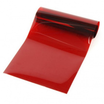 LEE Filter 120 x 50cm, 026 Bright Red