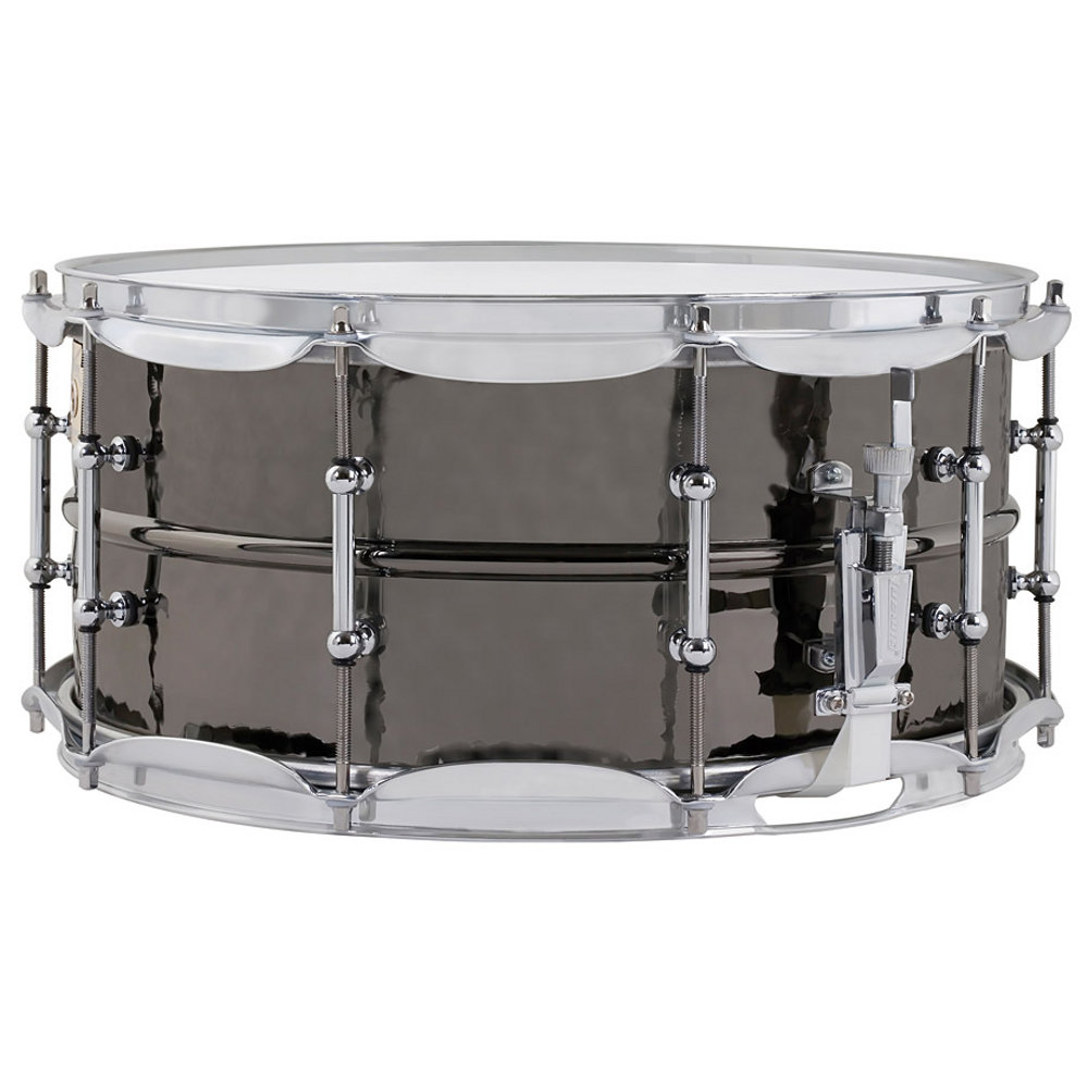 Ludwig LB417KT Black Beauty 14 x 6,5 Zoll Snaredrum Hammered