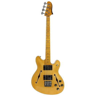 Fender Modern Player Starcaster Bass Natural -