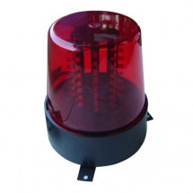 American DJ LED Beacon Red Rundumleuchte, rot