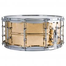 Ludwig LB552KT Hammered Bronze 14 x 6,5 Zoll Snaredrum
