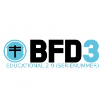 Fxpansion BFD3 educational - serial number (2-9) -