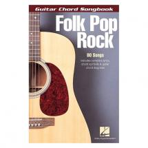 Hal Leonard Folk Pop Rock  Gitarren-Song/Textbuch