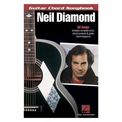 Hal Leonard Neil Diamond Guitar Chord Songbook