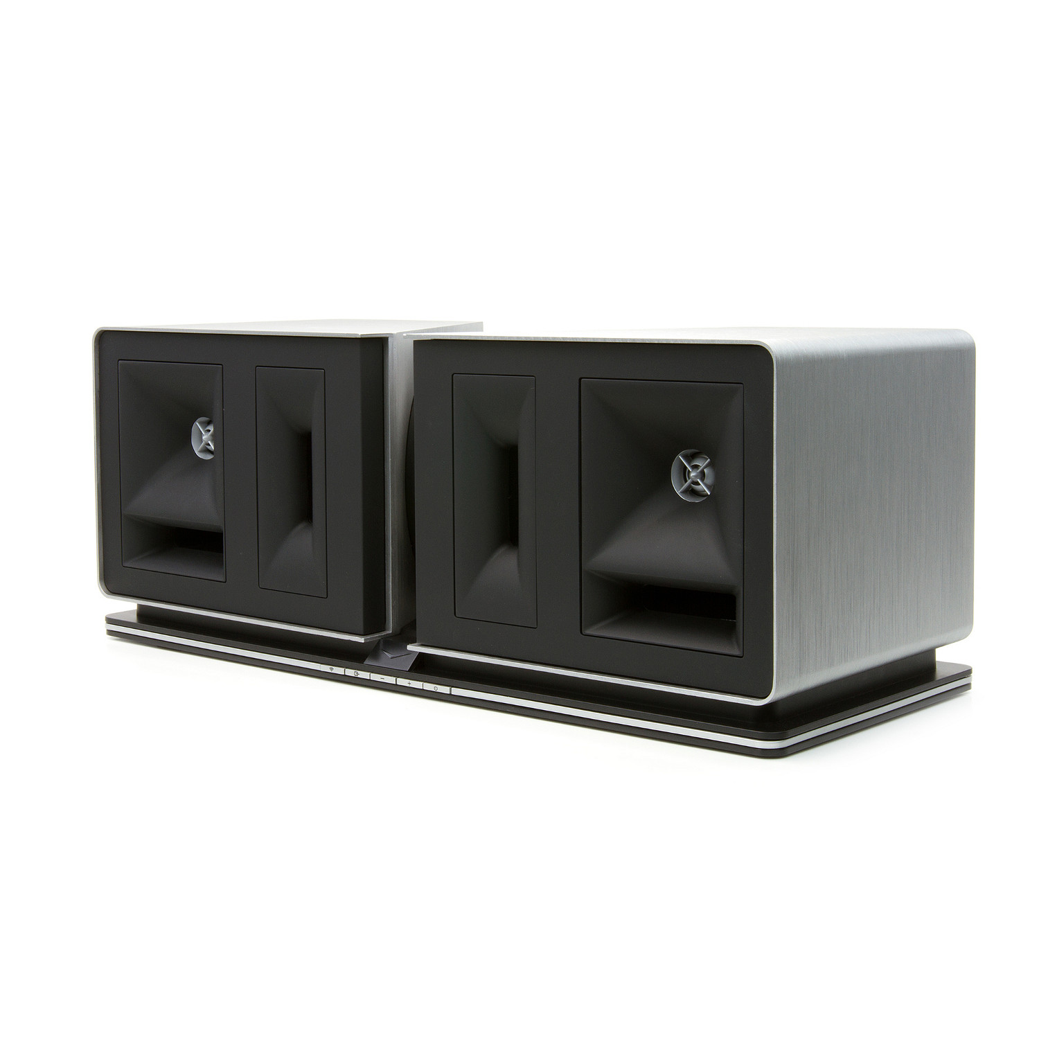 klipsch stadium lautsprecher airplay bluetooth usb kaufen bax shop. Black Bedroom Furniture Sets. Home Design Ideas