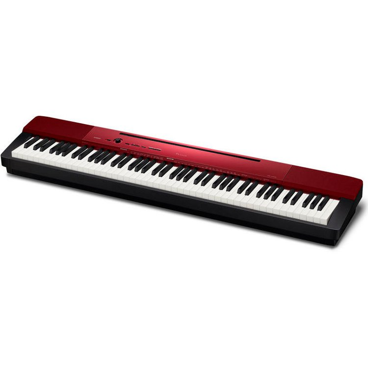 casio privia px a100rd e piano rot kaufen bax shop. Black Bedroom Furniture Sets. Home Design Ideas