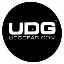 UDG Ultimate Slipmat Set Black/White (pair) Slipmatte Black / White (Set)