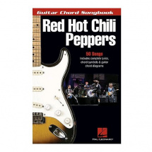 Hal Leonard Red Hot Chili Peppers Guitar Chord  Songbook (englischsprachig)
