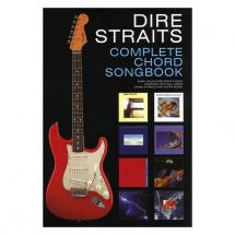 Hal Leonard Dire Straits Complete Chord Songbook (englisch)