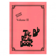 Hal Leonard The Real Book Volume II (B-Instrumente)
