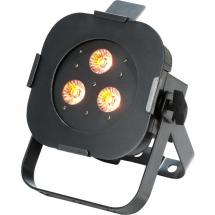 American DJ Ultra HEX Par 3 RGBWA + UV 6-in-1 HEX LED