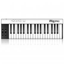 IK Multimedia iRig Keys Pro USB-Keyboard für Android, iOS, Mac und PC