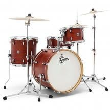 Gretsch Drums CT1-J404-SWG Catalina Club 2014 Shellset Satin Walnut Glaze