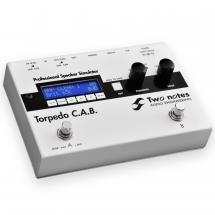 Two Notes Torpedo C.A.B. Speakersimulator Stomp Box