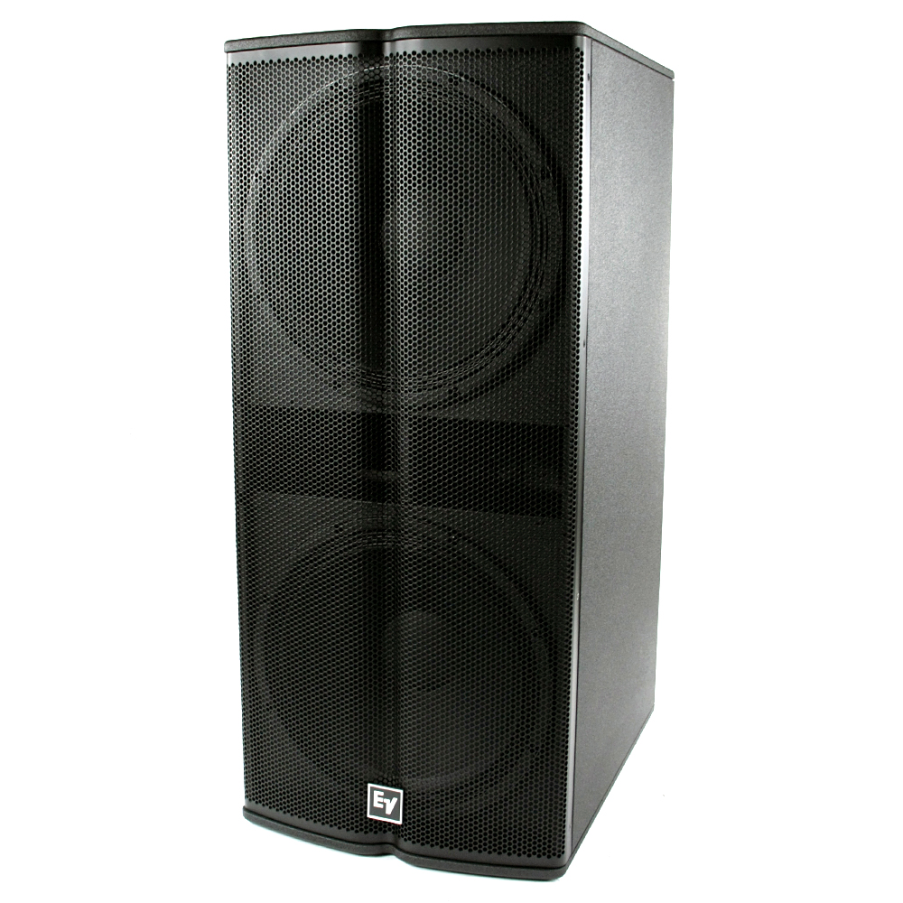 electro voice tx2181 passiv subwoofer 2x 18 zoll kaufen. Black Bedroom Furniture Sets. Home Design Ideas
