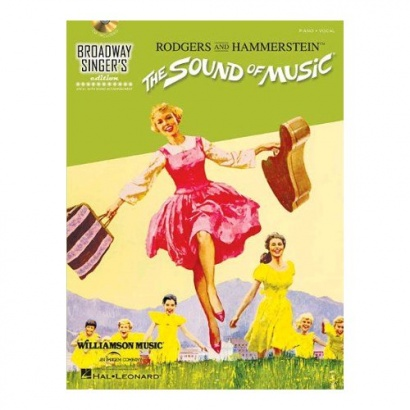 Hal Leonard Broadway Singer's Edition: The Sound of Music The Sound of Music