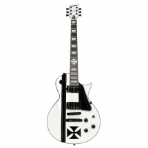 ESP LTD Iron Cross Snow White James Hetfield Signature